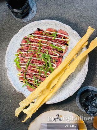 Foto 4 - Makanan(Wagyu & Foie Gras) di Animale Restaurant oleh @teddyzelig