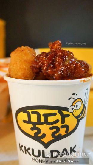 Foto 1 - Makanan(KOREAN HONEY CHICKEN) di Kkuldak oleh @gakenyangkenyang - AlexiaOviani