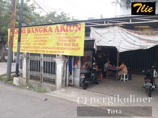 Foto review Bakmi Bangka Akiun oleh Tirta Lie 2