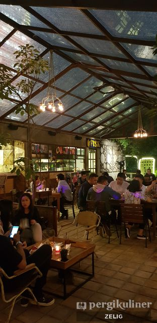 Foto review Lucy Beer & Burger Bar oleh @teddyzelig  1