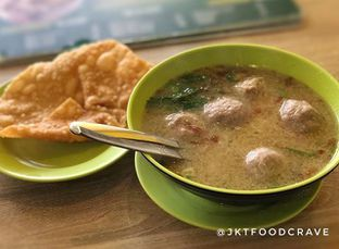 Foto - Makanan di Bakso Solo Samrat oleh IG : @Jktfoodcrave