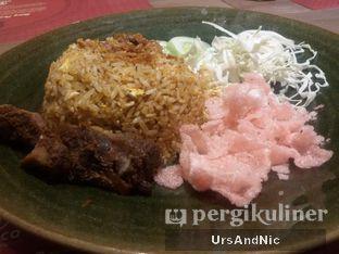 Foto 1 - Makanan(Nasi goreng randang Itam) di Marco Padang Grill oleh UrsAndNic