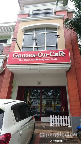 Foto review Games On Cafe oleh AndaraNila  6
