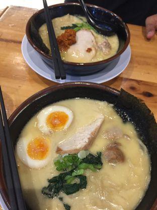 Foto - Makanan di Ramen SeiRock-Ya oleh amelsabrina