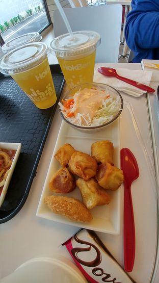 Foto 1 - Makanan(Chicken egg roll) di HokBen (Hoka Hoka Bento) oleh Cooventia Family
