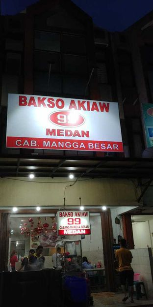 Foto 1 - Eksterior di Baso Akiaw 99 oleh Meri @kamuskenyang