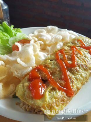 Foto 2 - Makanan(Nasi Goreng Yakimeshi) di Kedai Kopi Tjan oleh JC Wen