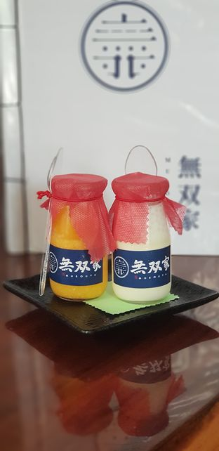 Foto 3 - Makanan(Mango dan Annin Tofu Pudding) di Musouya - Hotel New Sany Rosa oleh Fika Sutanto