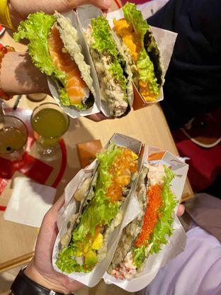 Foto 12 - Makanan di Genki Sushi oleh Cheristine Wohangara