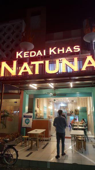 Foto Eksterior di Kedai Khas Natuna