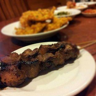 Foto 5 - Makanan(Sate Ayam Kecap) di Restoran Beautika Manado oleh Avien Aryanti