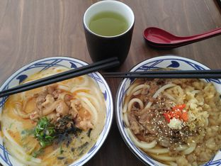 Foto 1 - Makanan(Udon) di Marugame Udon oleh zelda