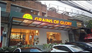 Foto review Grains of Glory oleh IG: FOODIOZ  2