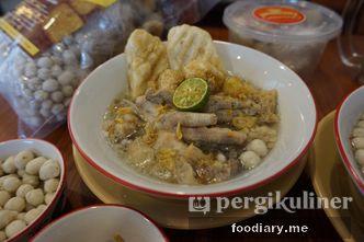 Foto Makanan di Baso Aci Ganteng