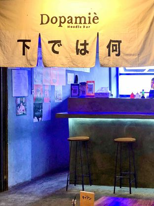Foto 3 - Interior di Dopamie Noodle Bar oleh Fadhlur Rohman