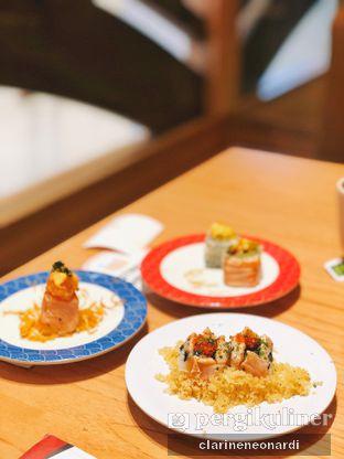 Foto - Makanan di Tom Sushi oleh Clarine  Neonardi | @JKTFOODIES2018