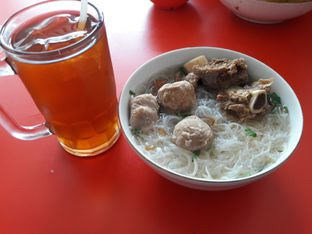 Foto 1 - Makanan di Bakso Tengkleng Mas Bambang oleh Widya WeDe   My Youtube: widya wede