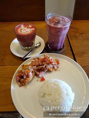 Foto 2 - Makanan di Scandinavian Coffee Shop oleh Francine Alexandra