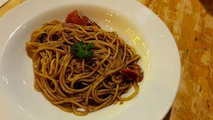 Foto 4 - Makanan(spaghetti blackpepper) di Momo Milk Barn oleh muhammad fauzi