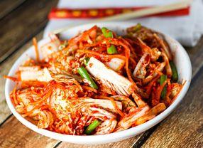 Tips Simpan Kimchi Agar Tetap Segar dan Tahan Lama!