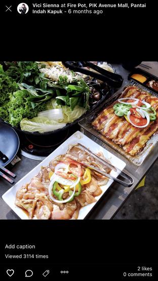Foto 5 - Makanan di Fire Pot oleh Vici Sienna #FollowTheYummy