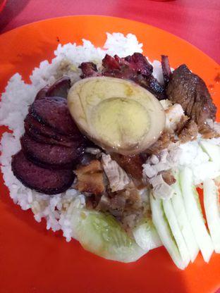Foto 1 - Makanan di Bakmi dan Bubur Ajung oleh @duorakuss