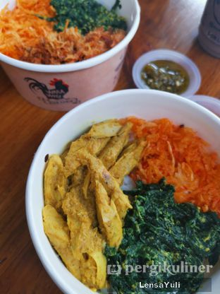 Foto 1 - Makanan di Ayam Suwir Wara Wiri oleh Yuli  Setyawan