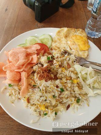 Foto Makanan di Kedai Cinoi
