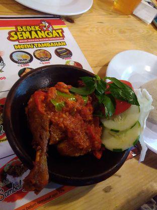 Foto 3 - Makanan di Bebek Semangat oleh syafah ufah