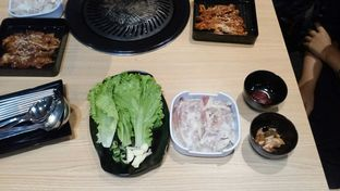 Foto 2 - Makanan di Yorichi BBQ & Shabu Shabu oleh Ferry  Kim