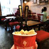 Foto Dark Chocolate Ice Cream di Cold Stone Creamery