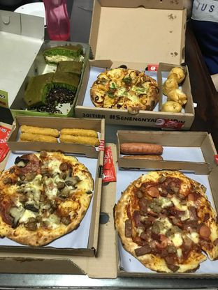 Foto review Pizza Hut Delivery (PHD) oleh Grasella Felicia 1