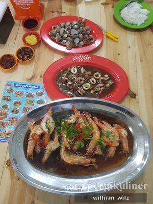 Foto 1 - Makanan di Seafood Aroma oleh William Wilz