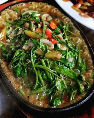 Foto 2 - Makanan di Bebek Bentu oleh Hara Merpati