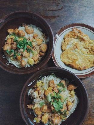 Foto 1 - Makanan(Claypot Misua Tahu Telur Asin) di Claypot Popo oleh Meyrani Putri