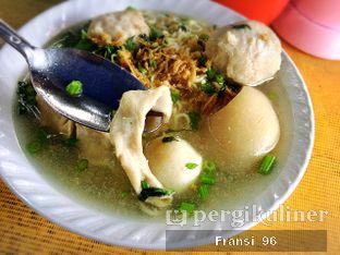 Foto 4 - Makanan di Bakso Aloy oleh Fransiscus