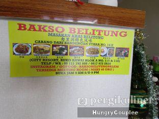 Foto 2 - Interior di Bakso Belitung oleh Hungry Couplee