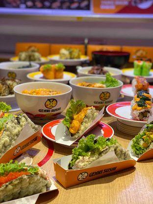 Foto review Genki Sushi oleh Riani Rin 13