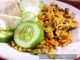 Foto 2 - Makanan di Waroeng Nasi Goreng & Lalapan Babeh oleh Fransiscus