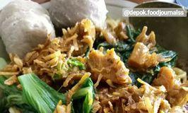 Mie Ayam Ceker Sukabumi