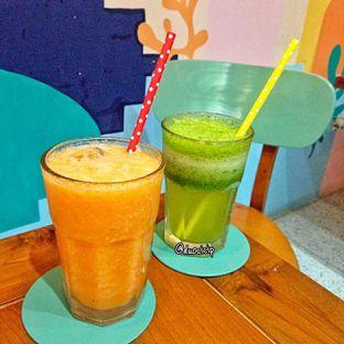 Foto 3 - Makanan(Horenzo & Orange Carrot) di Sinou oleh duocicip