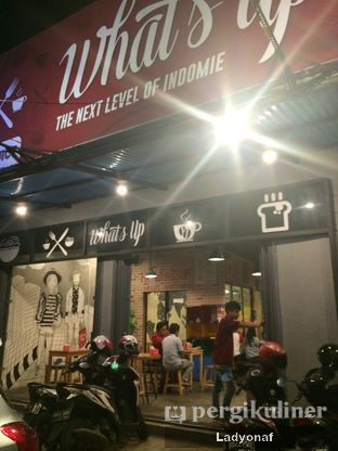 Foto review What's Up Cafe oleh Ladyonaf @placetogoandeat 13