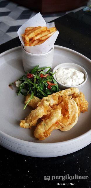 Foto 10 - Makanan di Portable Kitchen & Lounge - Hotel Leisure Inn Arion oleh UrsAndNic