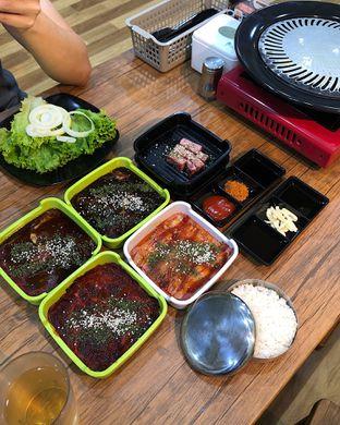 Foto 2 - Makanan(Beef) di GRILL BOSSQ oleh Claudia @claudisfoodjournal
