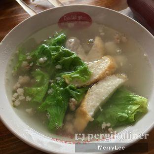 Foto 3 - Makanan di Bakmi Ahiung Khas Jambi oleh Merry Lee