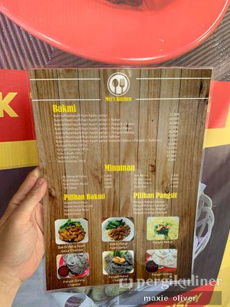 Foto Menu di Bakmi Ayam Jamur By Mei's Kitchen