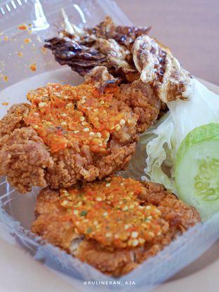 Foto - Makanan di Ayam Geprek Pangeran oleh @kulineran_aja