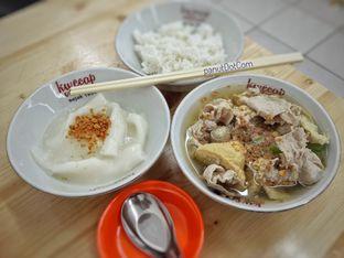 Foto 1 - Makanan(Paket B) di Kwecap Veteran oleh Stefanus Mutsu