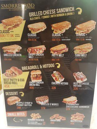 Foto 3 - Menu di Smorrebrod Sandwich oleh ig: @andriselly