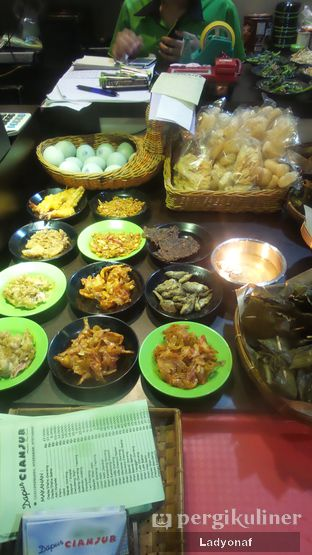 Foto 3 - Makanan di Dapur Cianjur oleh Ladyonaf @placetogoandeat